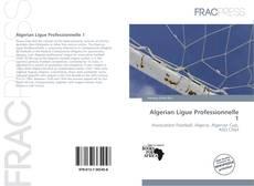 Algerian Ligue Professionnelle 1 kitap kapağı