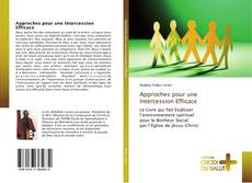 Capa do livro de Approches pour une Intercession Efficace