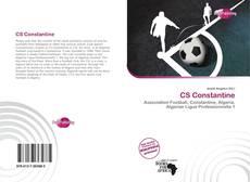 Bookcover of CS Constantine