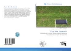 Borítókép a  Parc des Hauteurs - hoz