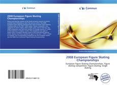Обложка 2008 European Figure Skating Championships
