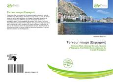 Bookcover of Terreur rouge (Espagne)