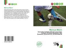 Buchcover von Marcus Mann