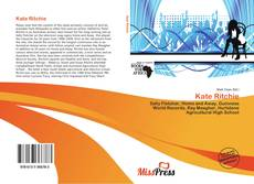 Bookcover of Kate Ritchie