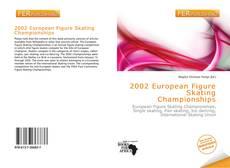 Обложка 2002 European Figure Skating Championships