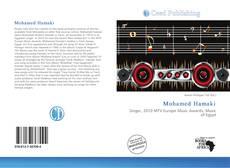 Couverture de Mohamed Hamaki