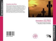 Buchcover von Cimetière des Rois