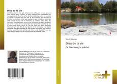 Bookcover of Dieu de la vie