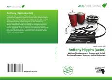 Bookcover of Anthony Higgins (actor)