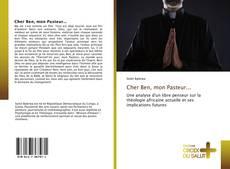 Cher Ben, mon Pasteur...的封面