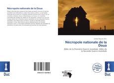 Nécropole nationale de la Doua kitap kapağı