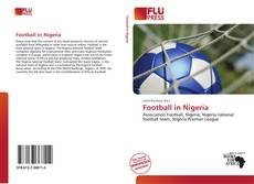 Portada del libro de Football in Nigeria