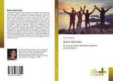 Buchcover von Notre destinée