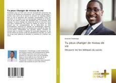 Bookcover of Tu peux changer de niveau de vie