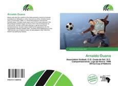 Capa do livro de Arnaldo Ouana