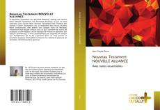 Copertina di Nouveau Testament NOUVELLE ALLIANCE