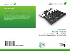 Bookcover of Gloria Holden