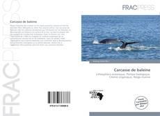 Bookcover of Carcasse de baleine