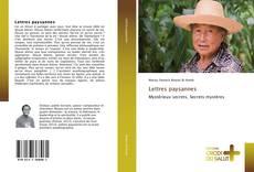 Couverture de Lettres paysannes