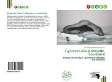 Bookcover of Cypress Lake (Lafayette, Louisiana)