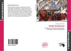 Borítókép a  Emily Anderson - hoz