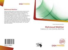Bookcover of Mahmoud Mokhtar