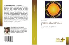 Buchcover von LA BONNE NOUVELLE Volume 1