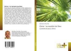 Bookcover of Christ : Le mystère de Dieu