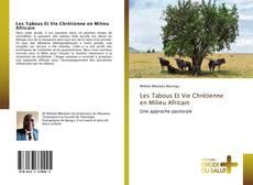 Обложка Les Tabous Et Vie Chrétienne en Milieu Africain