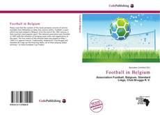 Copertina di Football in Belgium