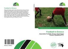 Bookcover of Football in Greece