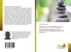 Buchcover von Pensées et Vie Harmonieuse!