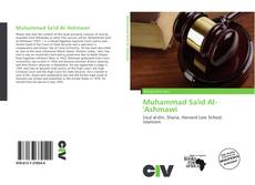 Buchcover von Muhammad Sa'id Al-'Ashmawi