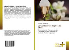 Bookcover of La Caritas dans l'église du Christ