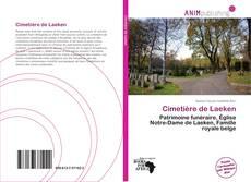 Copertina di Cimetière de Laeken