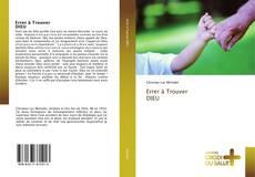 Bookcover of Errer à Trouver DIEU