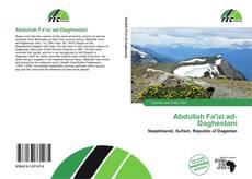 Buchcover von Abdullah Fa'izi ad-Daghestani