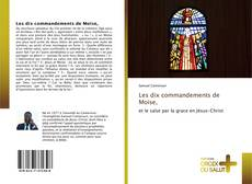 Bookcover of Les dix commandements de Moïse,