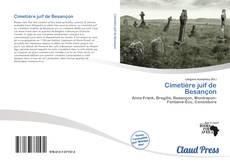 Capa do livro de Cimetière juif de Besançon