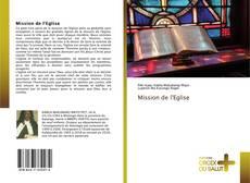 Bookcover of Mission de l'Eglise