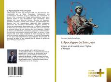 Bookcover of L'Apocalypse de Saint Jean