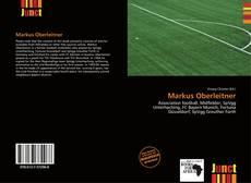 Portada del libro de Markus Oberleitner