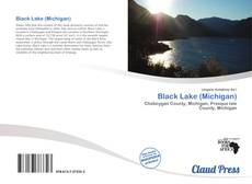 Bookcover of Black Lake (Michigan)