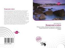 Capa do livro de Kaapvaal craton