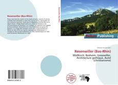 Copertina di Rosenwiller (Bas-Rhin)
