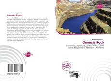 Capa do livro de Genesis Rock