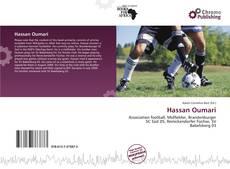 Buchcover von Hassan Oumari