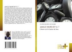 QUELLE HEURE EST-IL ?的封面
