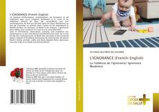Copertina di L'IGNORANCE (French-English)