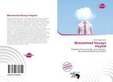 Bookcover of Muhammad Husayn Haykal